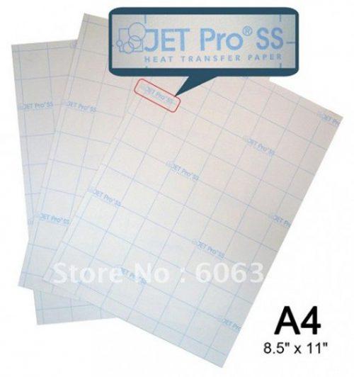 Decal nhiệt ép áo JET Pro SS